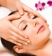 try our Award-Winning facial massage